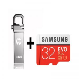 32gb HP Usb +Samsung micro Memory Card Pack. 1499 with Songs