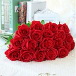Artificial Red Roses24