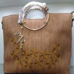 Brown Color Leather Bag