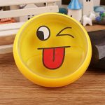 Kids Crystal Clay Mud Smily Toy Rubber mud