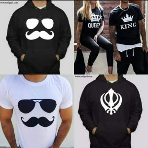 Young Desi Type T Shirts 599