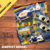 AIRPORT MODEL BASE TOY