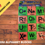 LEARNING BLOCKS FOR KIDS   ENGLISH APLHABETS