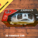 3D FAMOUS CAR TOY | WITH MUSIC