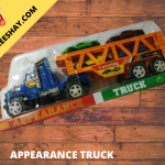 Car Truck Friction